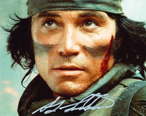 SONNY LANDHAM as Billy - Predator