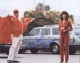 ADRIENNE BARBEAU as Marcie - The Cannonball Run