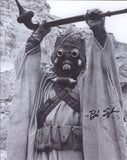 BOB SPIKER as a Tusken Raider - Star Wars