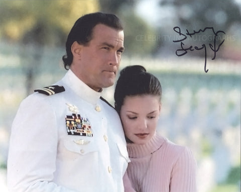 STEVEN SEAGAL as Casey Ryback - Under Siege