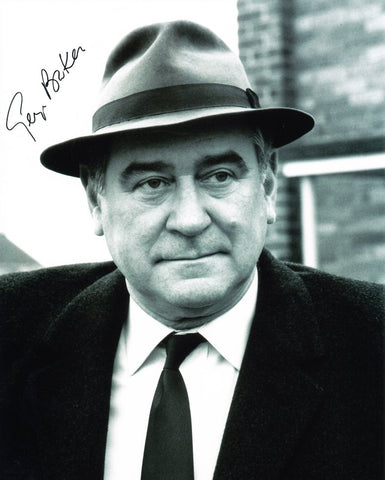 GEORGE BAKER as DCI Wexford - The Ruth Rendle Mysteries