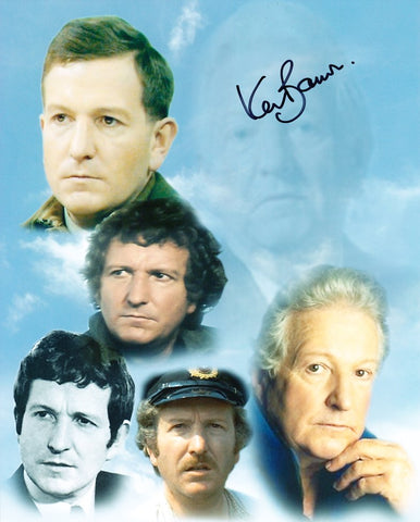 KEITH BARRON - UK TV Legend