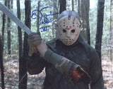 C. J. GRAHAM as Jason Vorhees - Halloween 6: Jason Lives