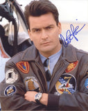 CHARLIE SHEEN as Topper Harley - Hot Shots
