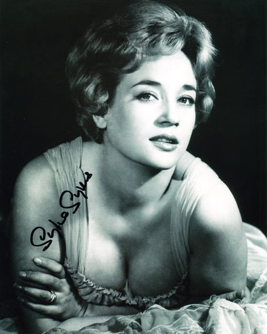 SYLVIA SYMS - Hollywood Legend