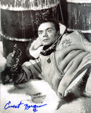 ERNEST BORGNINE - Hollywood Legend