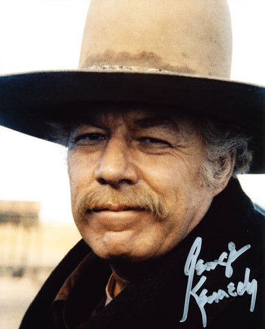 GEORGE KENNEDY - Hollywood Legend