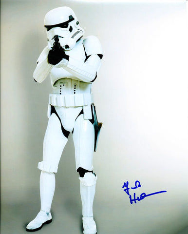 FRANK HENSON as a Stormtrooper - Star Wars: Episode VI - Return Of The Jedi