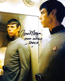 TOM MORGA - Spock Stunt Double - Star Trek (2009)