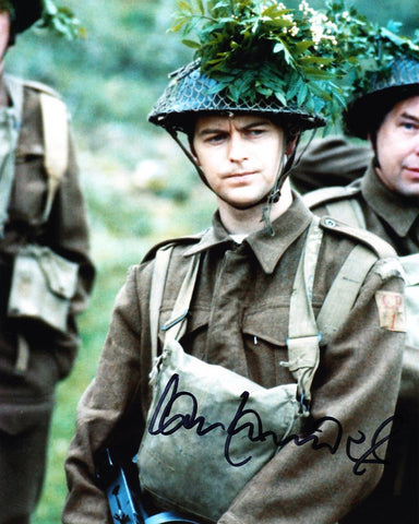 IAN LAVENDER as Private Pike - Dads Army
