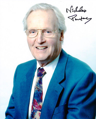 NICHOLAS PARSONS - UK TV Legend
