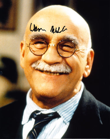 WARREN MITCHELL as Alf Garnett - Till Death Us Do Part