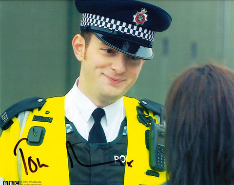 TOM PRICE as PC Andy Davidson - Torchwood