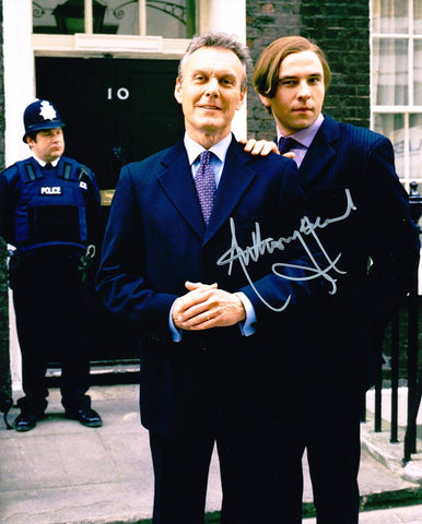 ANTHONY HEAD as The Prime Minister - Little Britain