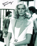 ANNE LONNBERG as Museum Guide - James Bond: Moonraker