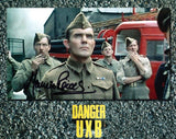 MAURICE ROEVES as Sapper James - Danger UXB