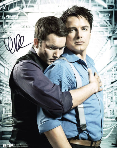 GARETH DAVID-LLOYD as Ianto Jones - Torchwood