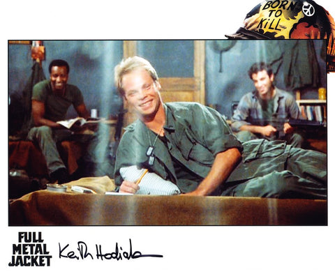 KEITH HODIAK as Daddy D.A. - Full Metal Jacket