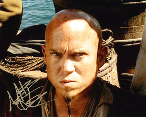 MARTIN KLEBBA as Marty - Pirates Of The Caribbean