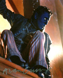 ALAN CUMMING as Nightcrawler - X-Men