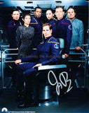 JOHN BILLINGSLEY as Doctor Phlox - Star Trek: Enterprise