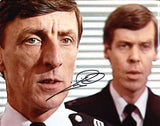 ERIC RICHARD as Sgt. Bob Cryer - The Bill