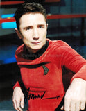 DOMINIC KEATING as Malcolm Reed - Star Trek: Enterprse
