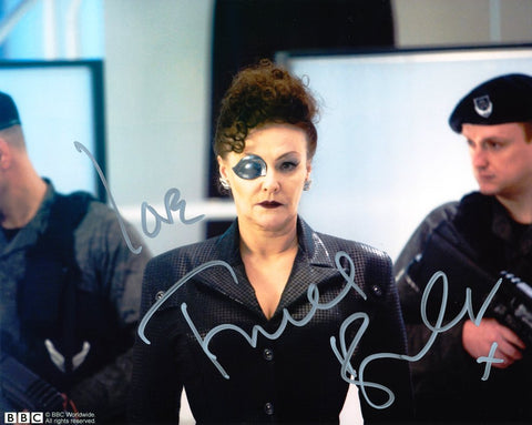 FRANCES BARBER as Madame Kovarian - Doctor Who