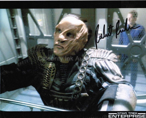 ROBERT RUSLER as Orgoth - Star Trek: Enterprise