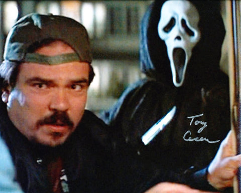 TONY CICERE - Stuntman - Scream II