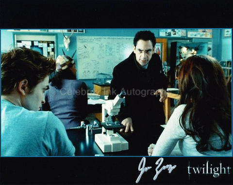JOSE ZUNIGA as Mr Molina - Twilight Saga