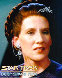 KITTY SWINK as a Female Bajoran Officer - Star Trek: Deep Space Nine