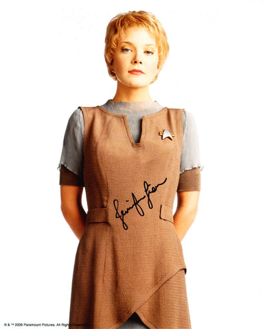JENNIFER LIEN as Kes - Star Trek Voyager