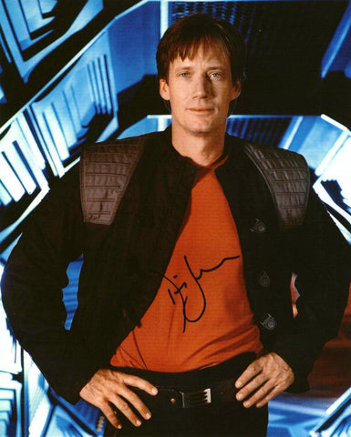 KEVIN SORBO as Captain Dylan Hunt - Andromeda