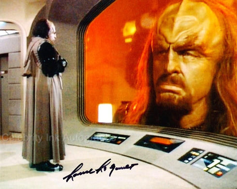 LANCE LeGAULT as Captain K'Temoc - Star Trek: TNG