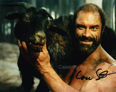 CONAN STEVENS as Sedullus - Spartacus: War Of The Damned