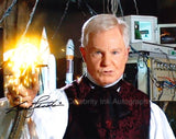 DEREK JACOBI as Professor Yana/The Master  - Doctor Who