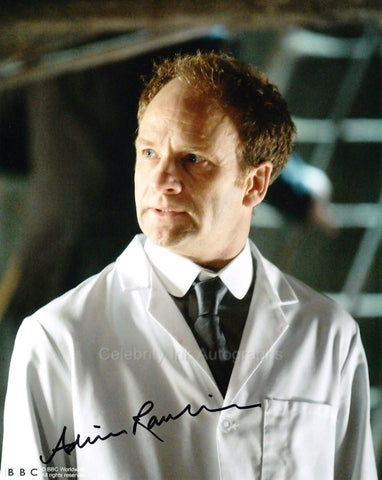 ADRIAN RAWLINGS as Dr. Ryder - Doctor Who
