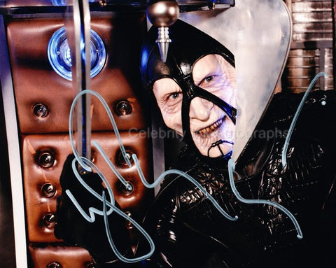 WAYNE PYGRAM as Scorpius - Farscape