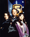 BRUCE BOXLEITNER as Captain John Sheridan - Babylon 5
