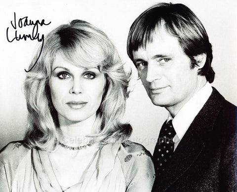 JOANNA LUMLEY as Sapphire - Sapphire And Steel