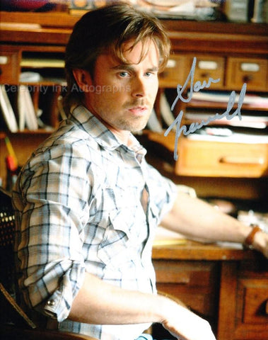 SAM TRAMMELL as Sam Merlotte - True Blood