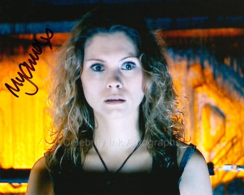MYANNA BURING as Scooti Manista - Doctor Who