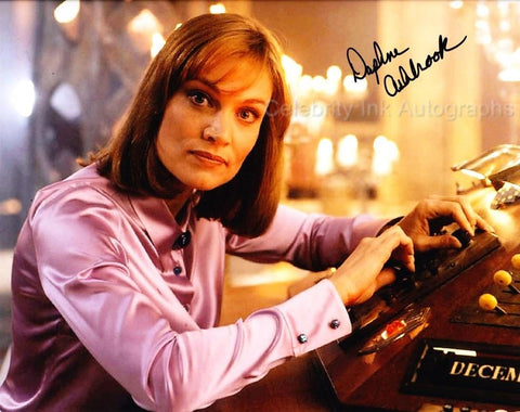 DAPHNE ASHBROOK as Dr. Grace Holloway - The Doctor Who TV Movie