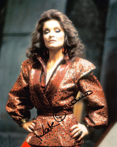 KATE O'MARA as The Rani - Doctor Who