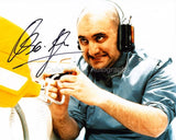 ALEXEI SAYLE as D.J. - Doctor Who