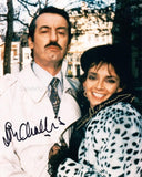SUE HOLDERNESS and JOHN CHALLIS as Marlene and Boycie - Only Fools And Horses