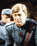 MARTIN JARVIS as The Governor  - Doctor Who