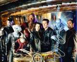 BEN BROWDER and VIRGINIA HEY as John Crichton and Pa'u Zotoh Zhaan - Farscape