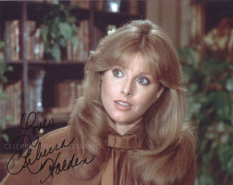 REBECCA HOLDEN as April Curtis - Knight Rider